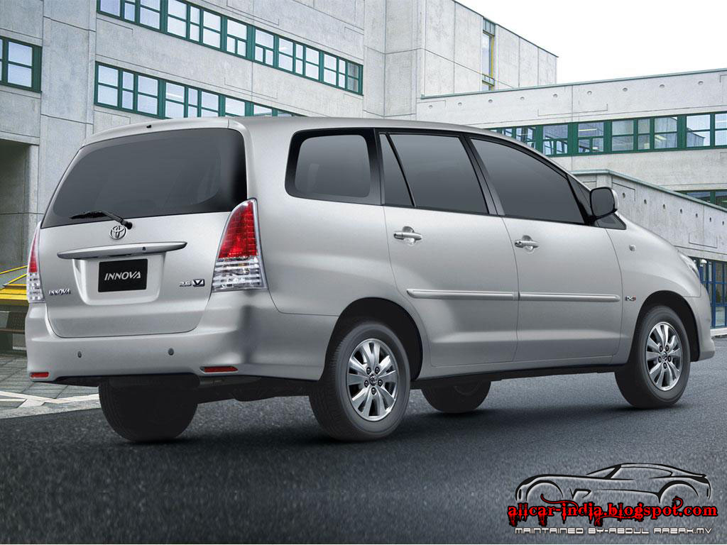 Automotive Craze Toyota Innova New Version Amp Old Version