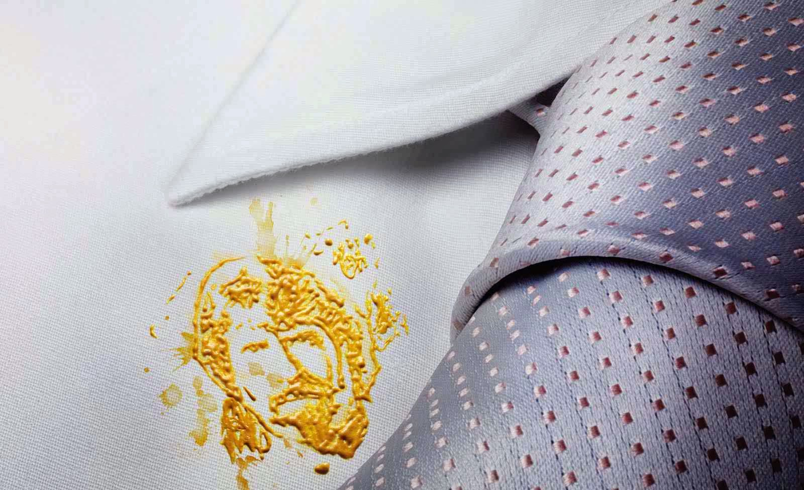 Remove all how to remove mustard stains from a for Mustard stain on white shirt