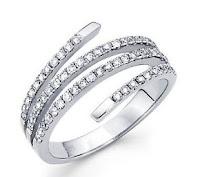 pretty diamond rings