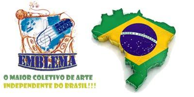 Seja Bem Vindo Ao ------ > Sou Emblema - O Maior Coletivo de Arte Independente do Brasil