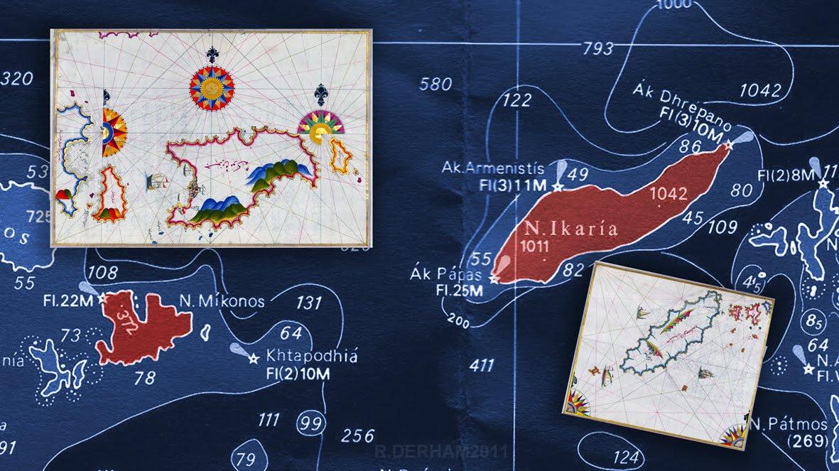 WINDSONG Rihla Journey 24 Ikaria Icaria Island Greece