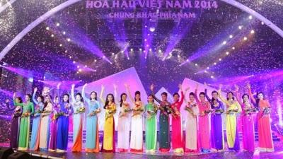 Giàu cảm xúc đêm chung khảo phía Nam HHVN 2014