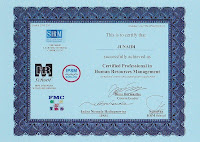 Certified Professional in Human Resources Management