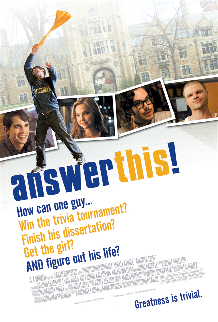 Answer This! movie