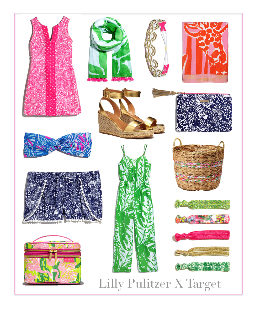 Citrus And Style Lilly Pulitzer X Target