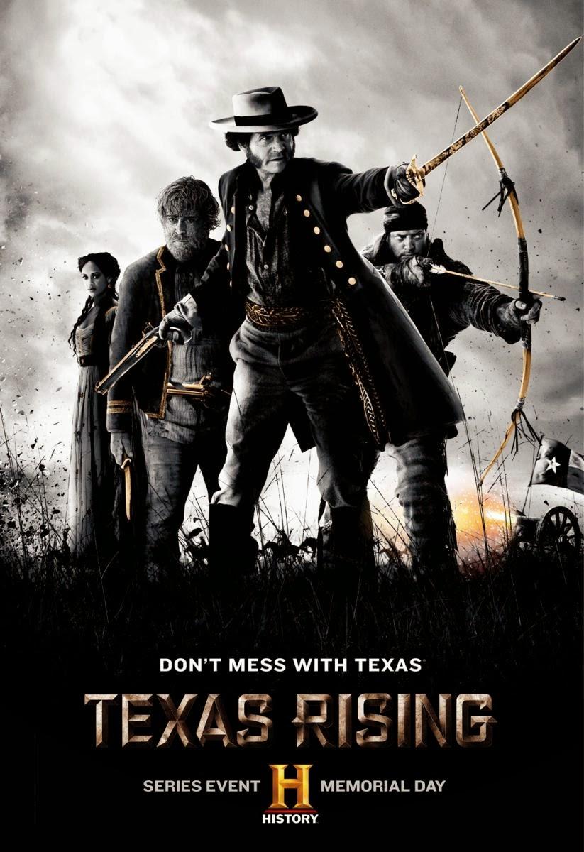 Capitulos de: Texas Rising