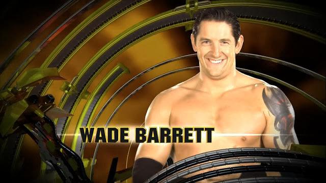 Wade Barrett Hd Wallpapers Free Download