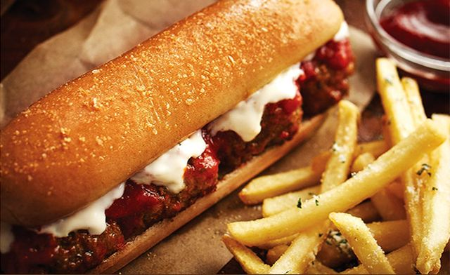 Olive Garden Releases Breadstick Sandwiches Brand Eating