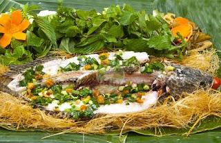 Cách làm món cá lóc nướng trui ngon