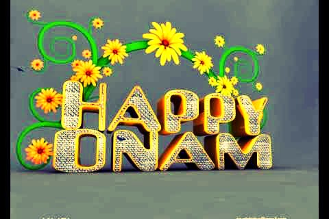 DD wallpaper onam wishes