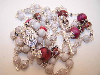 No.139.  Rosary Of Our Mother Of Perpetual Help- SOLD
