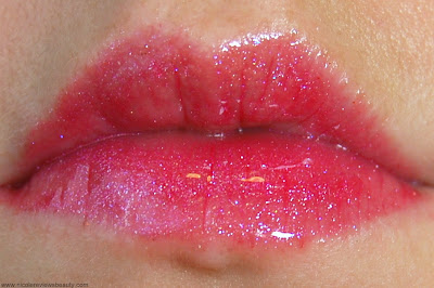 Buxom Time to Shine Big and Healthy Lip Polish in Gina Lipgloss Set Review and Swatches