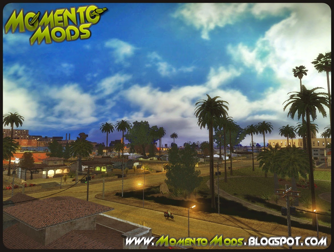 GTA SA - Skybox HD Ultra Real