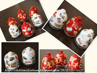 cam,cam boyama,ahşap boyama,hediye,hediyelik,yeniyıl,dekoratif,mutfak dekorasyon,butik,kırmızı,beyaz