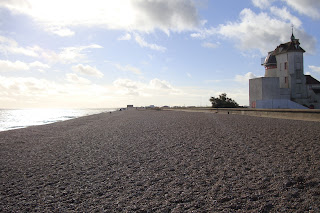 Beach at Aldeburgh, Suffolk