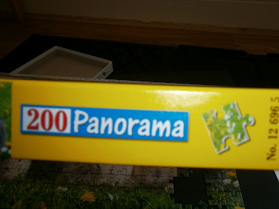 panoramic jigsaw for easter fun
