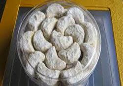 Resep praktis (mudah) membuat makanan khas lebaran putri salju enak, lezat
