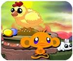 Những quả trứng vui vẻ, game van phong