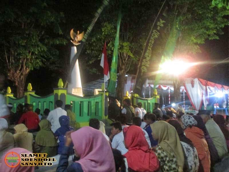 Haul Syuhada' Korban Kekejaman PKI Di Monumen Soco