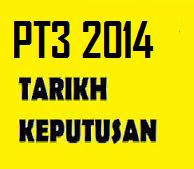 result pt3 2014