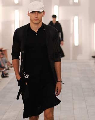 Fotos de Vestidos para Homens