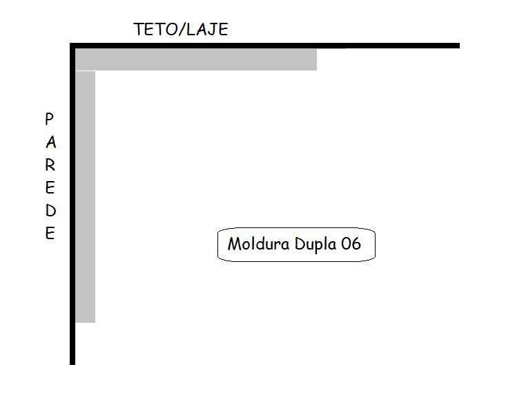 GESSO CAMPINAS - MODELO GOLA DUPLA 06