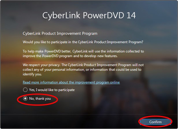 cyberlink powerdvd 14 product key free