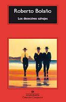 portada de Los detectives salvajes de Roberto Bolaño