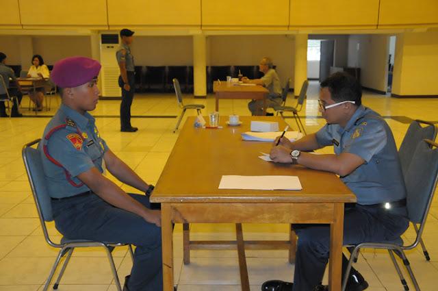 TNI AL Seleksi Calon Pasukan Elit (Kapal Selam, Pasukan Katak, Juru Selam dan Intai Ampibi)