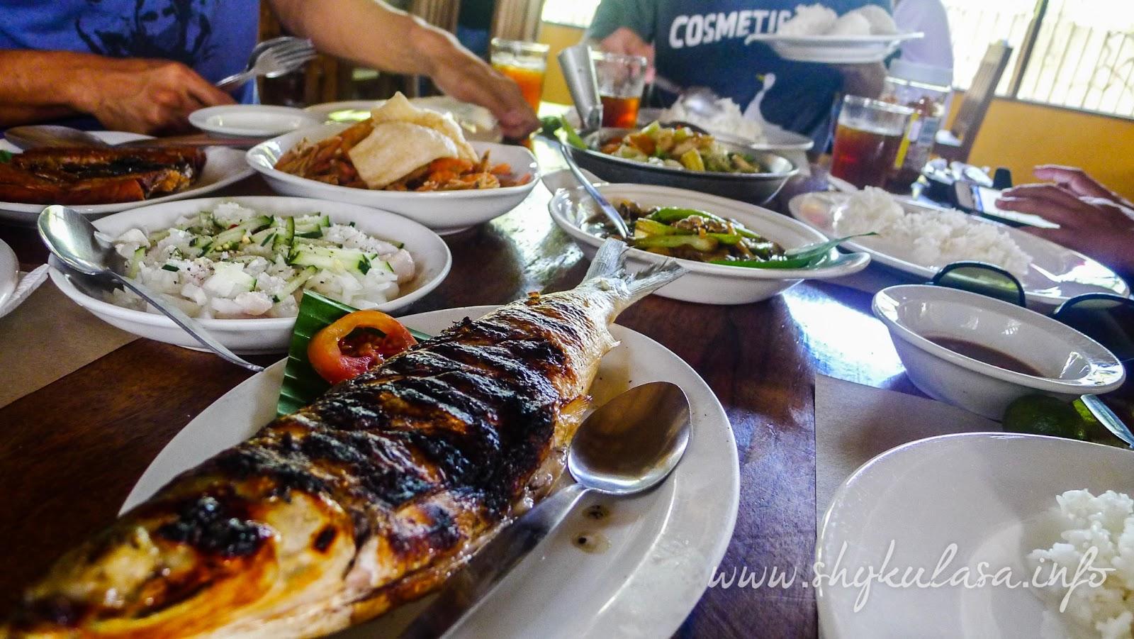 urdaneta city : matutina's seafood restaurant ~ shie went to town