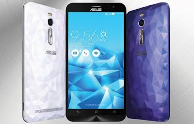 Asus Zenfone 2 Deluxe hape terbaru