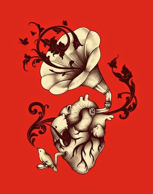 06-Listen-to-Your-Heart-Enkel-Dika-Surreal-Anatomical-Art-&-Other-www-designstack-co