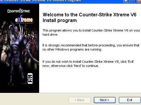 Free Download Games Counter Strike Extreme V6 Full Version For PC - downloadgamesiso: Free ...