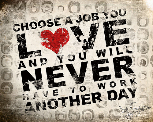 Find A Job You Love Quote Magnificent Earthlight Books Find A Job That You Love And You'll Never Work A