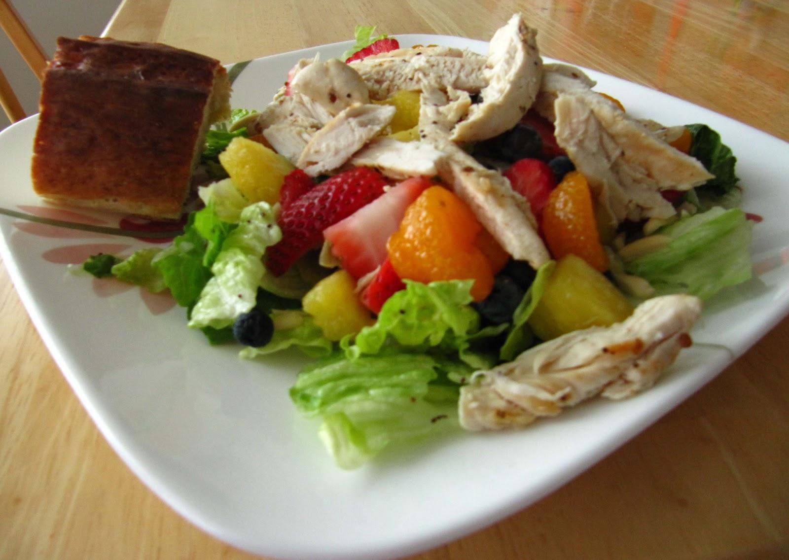 cutler u0027s cookies panera summer berry poppy seed salad
