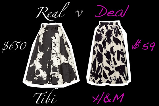 This week's Real Verse Deal is a fight between Tibi and H&M.