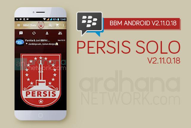 BBM Persis Solo V2.11.0.18 - BBM Android V2.11.0.18