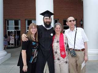 Watched My Husband Graduate/Completed My Final Class!