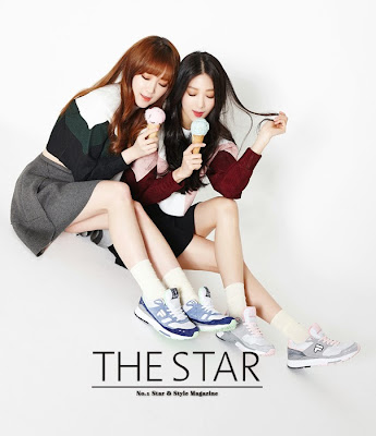 Nine Muses - The Star Magazine April Issue 2015