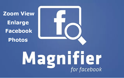How To Zoom View Enlarge Facebook Photos When Hover Mouse Pointer