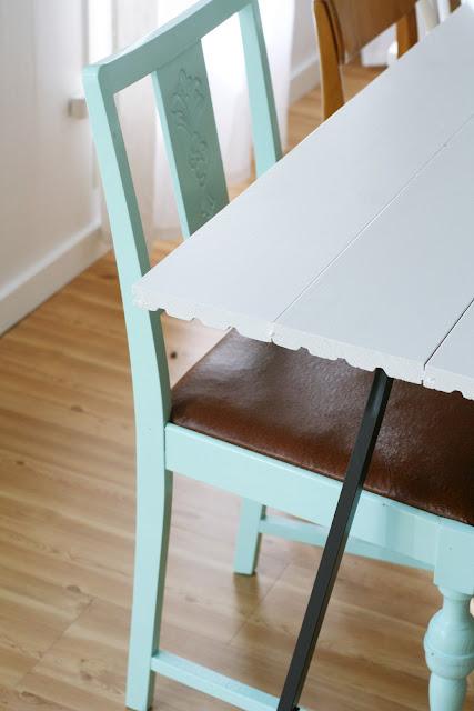 Møbelpøbel: nok et diy spisebord til under 300 kr