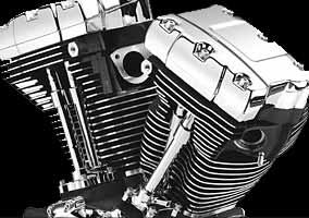 Engine Bimota V-Rod Roadster HDB2 Oberdan Bezzi