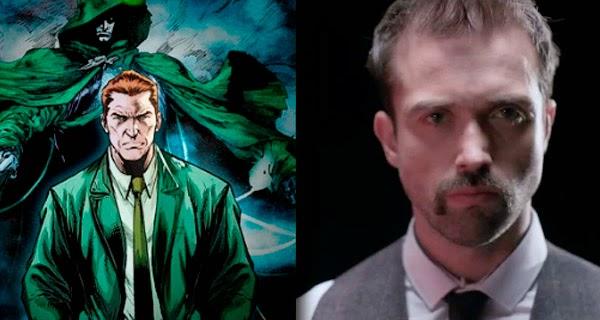 """Emmet Scanlan será Jim Corrigan, el Espectro en """"Constantine"""""""