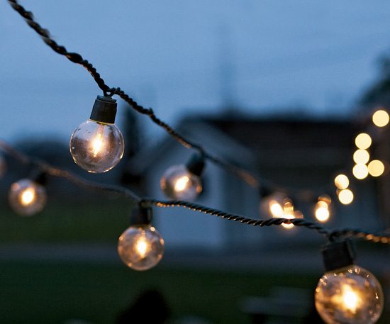 Light Globe String Lights : My Wedding Inspirations: String Globe Lighting