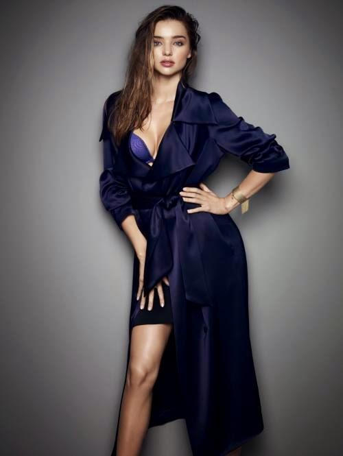 Miranda Kerr for Wonderbra 2015 Campaign
