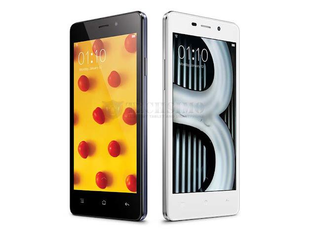 Oppo Joy 3 resmi dirilis, smartphone murah dengan prosesor quad-core 1,3 Ghz