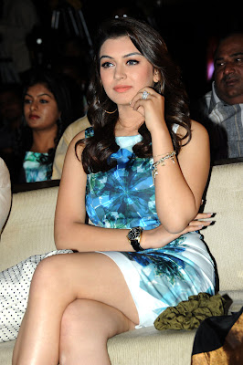 stylish winning Hansika motwani latest hot pics at something something audio