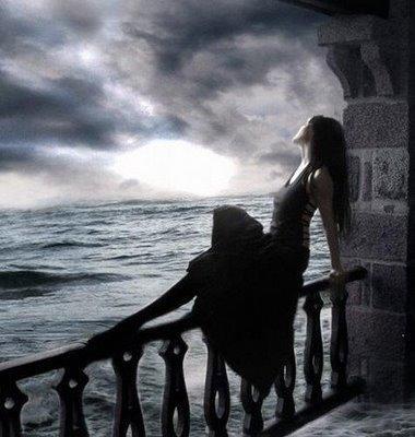 إذا خسرت من تحب......- بنت تجلس فى ضوء القمر