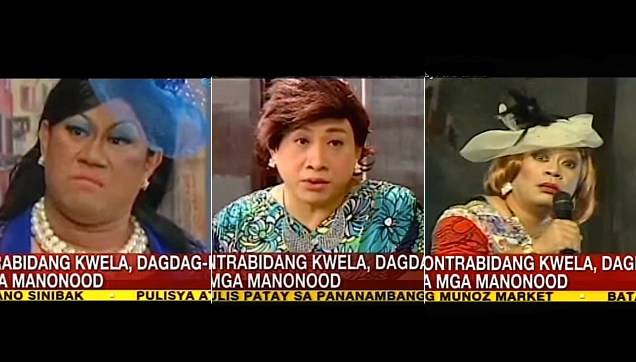 Philippine Television funniest antagonist