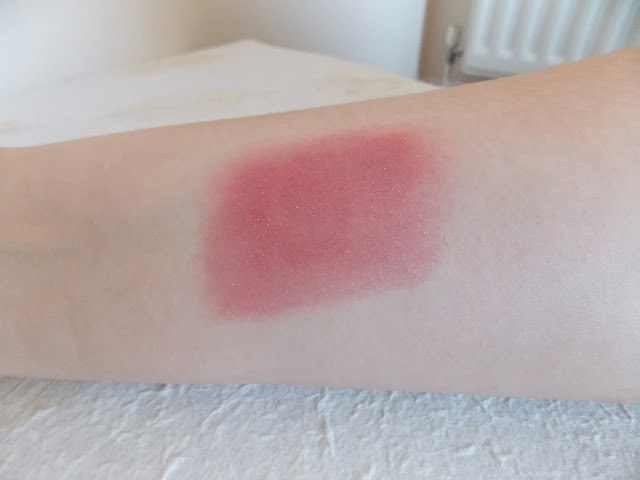 Swatch - MAC Mineralize Blush in Love Thing